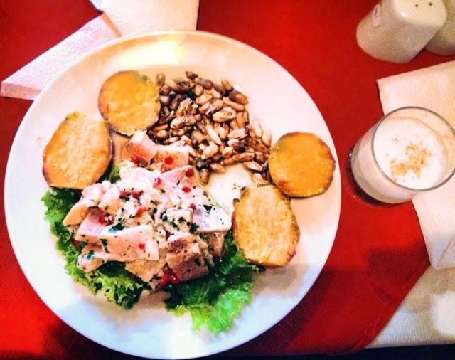 Comida Peruana, deliciosa!