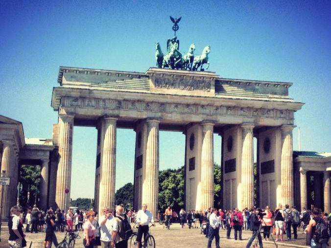 Puerta de Brandeburgo
