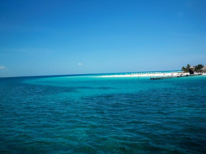 Simplemente encontré el paraíso en Isla Mujeres