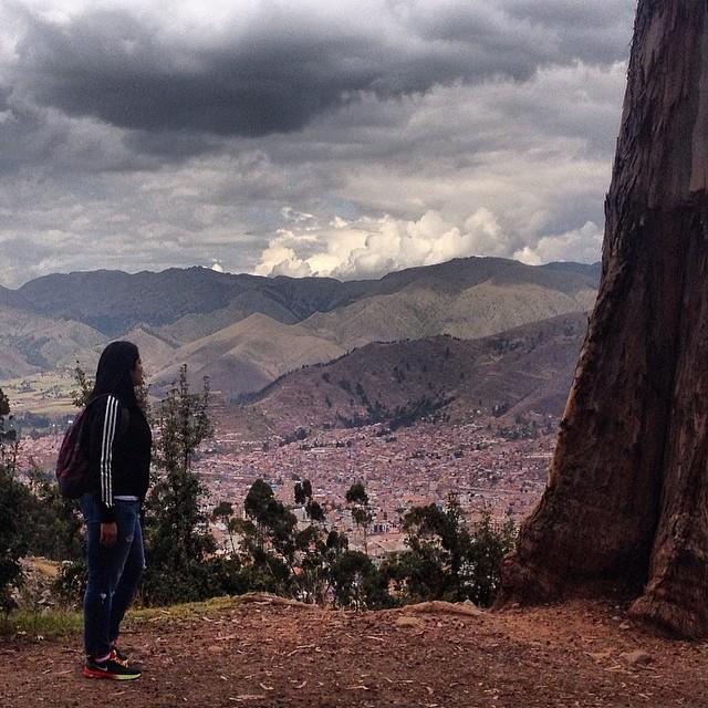 Desde lo alto del Cusco