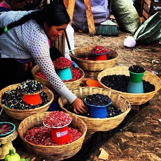 San Cristobal de las Casas, Chiapas Con amor se trata a la comida